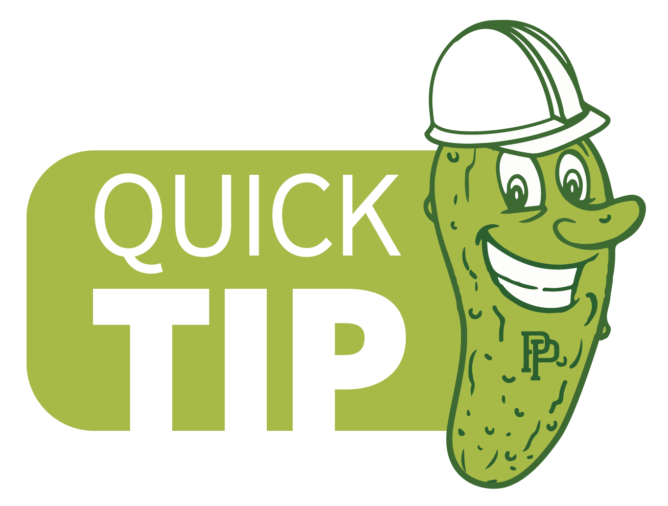 pickle-quick-tip